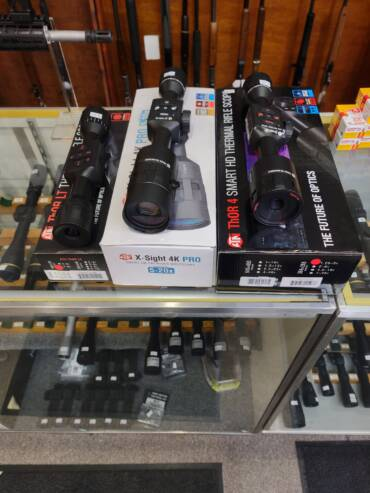 ATN Thermal And Night Vision Scopes