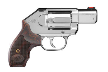 Kimber K6s 357 Magnum Deluxe Carry Revolver